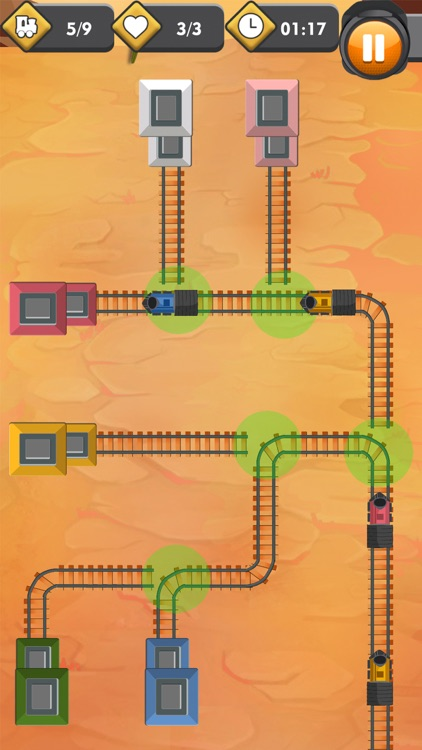 Train of Thought - brain max screenshot-3