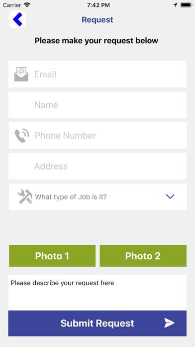 EMS Maintenance Screenshot