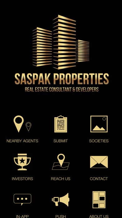 Saspak Properties screenshot one