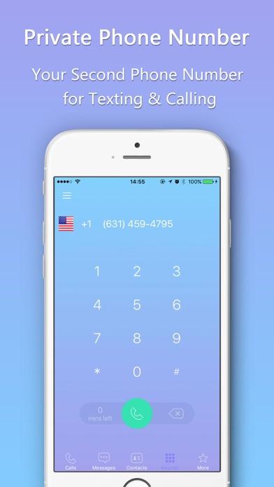 Burner Phone-2nd Number & Line   App Price Drops