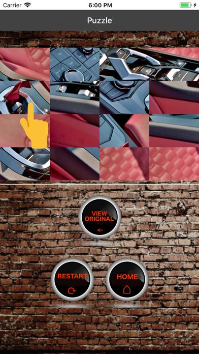 Lamborghini Game screenshot three
