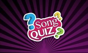 Song Quiz - Guess songs