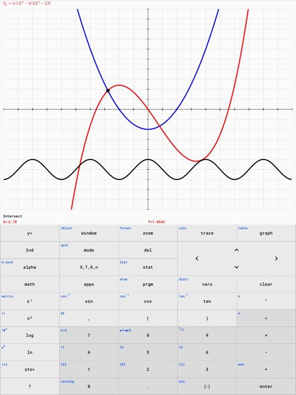 Graphing Calculator Pro² screenshot 9
