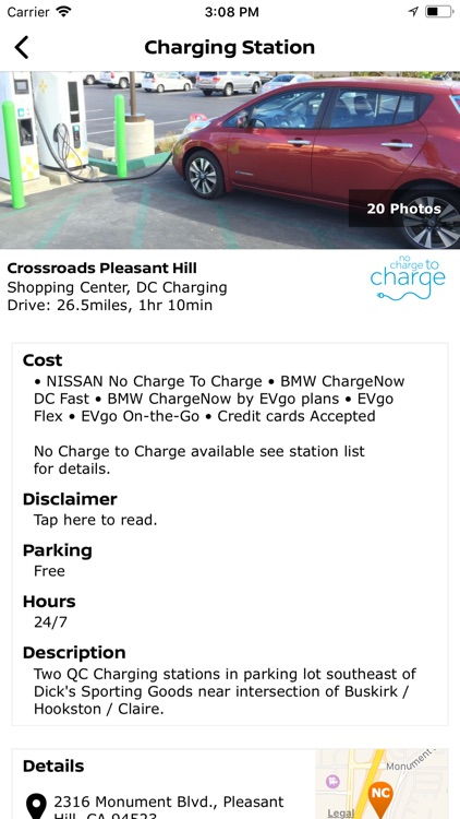 LEAF EZ-Charge® screenshot-3