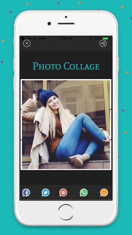 Photo Collage- Editor screenshot-3