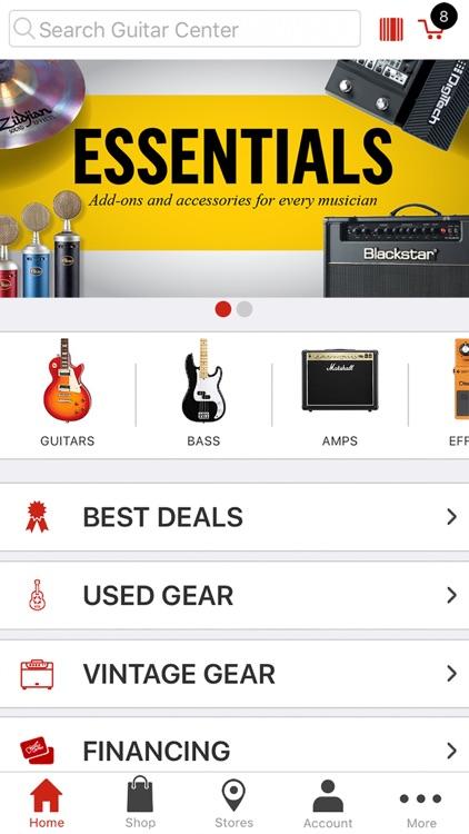Guitar Center: Shop for Gear