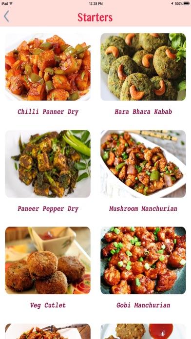 SJ Cooking Recipes App screenshot four