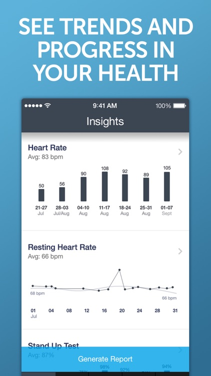 Instant Heart Rate+ HR Monitor screenshot-4