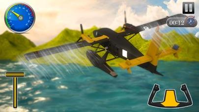 Flying Sea-Plane Games 2018-1