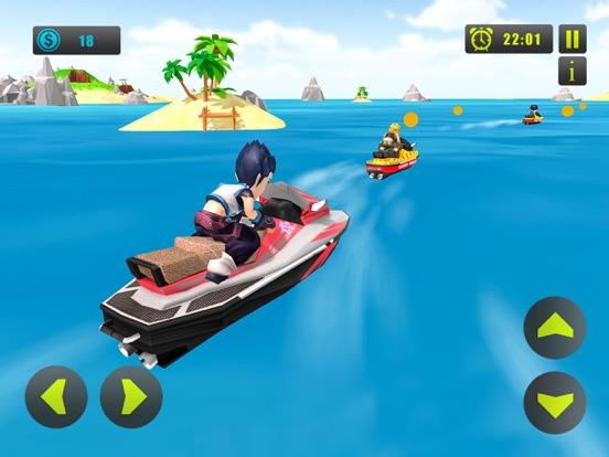Kids Jetski Power Boat screenshot 6