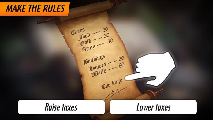 Lords & Castles - Epic Empire Screenshot
