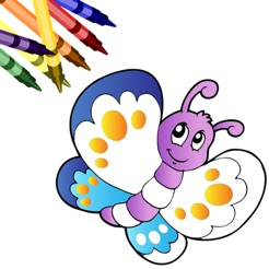 Kids Coloring Book! on the App Store
