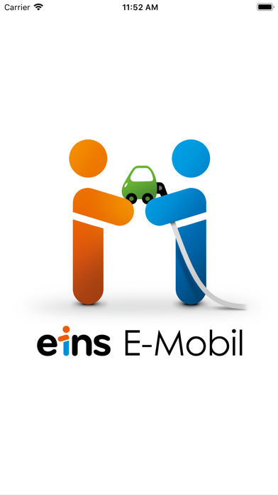 eins E-Mobil screenshot one