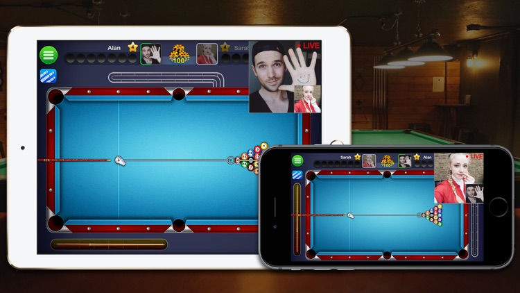 8 Ball Live screenshot-3