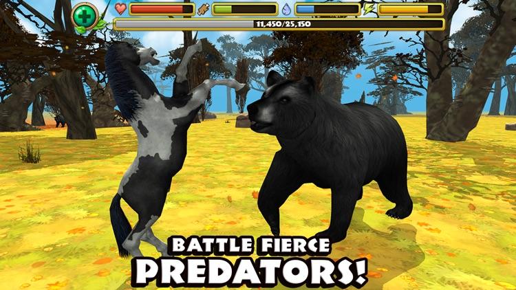 Wild Horse Simulator screenshot-3