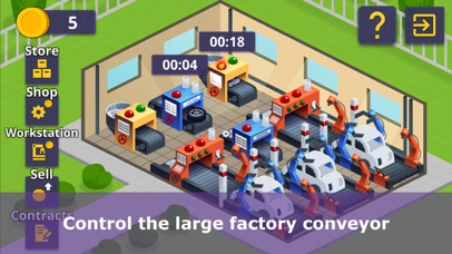Factory Line Tycoon
