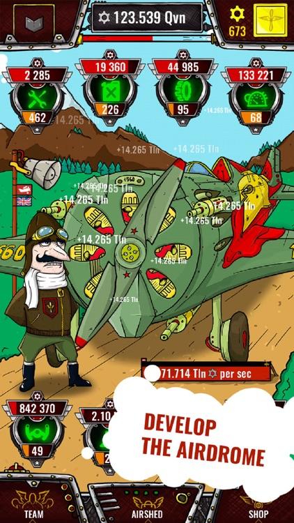Aviator - idle clicker game screenshot-0