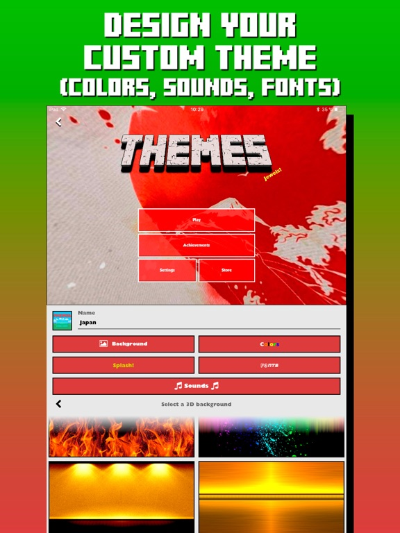 Themes for Minecraft   App Price Drops