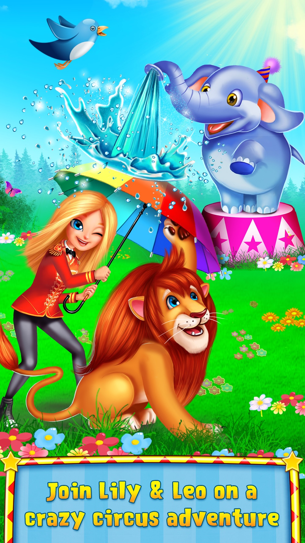 Lily & Leo – Crazy Circus Day
