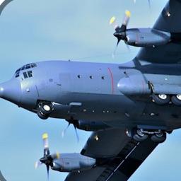 Flight Simulator Transporter Airplane Games