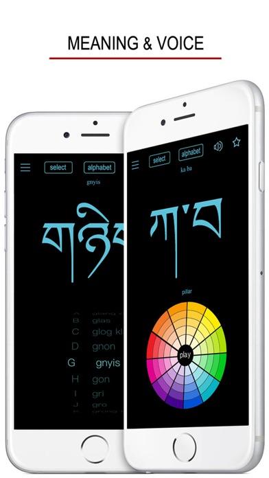 Tibetan Words & Writing screenshot 4
