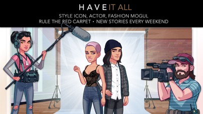 Screenshot of Kim Kardashian: Hollywood App