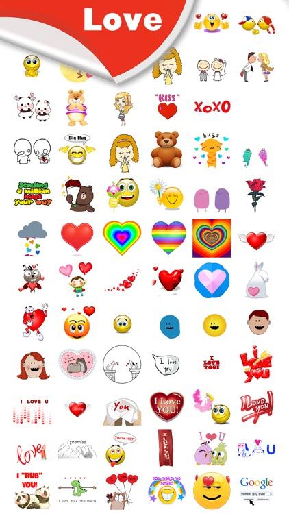 CLIPish Stickers screenshot-3