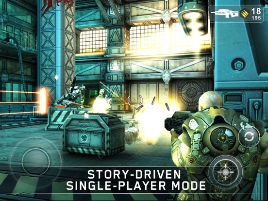 SHADOWGUN Screenshots