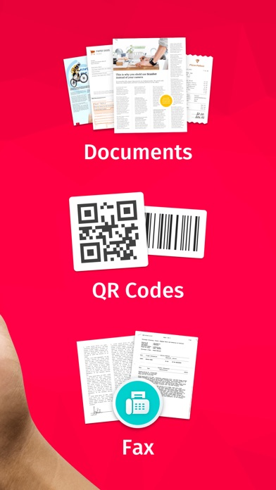 Scanbot Scanner App - Scan PDF Screenshots