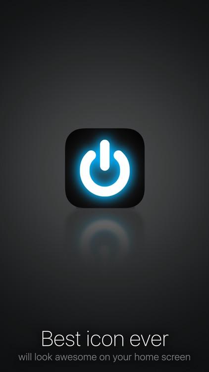 Flashlight for iPhone & iPad screenshot-3