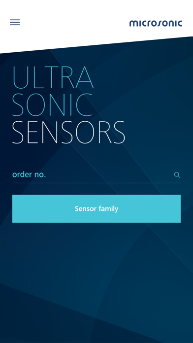 microsonic Ultrasonic Sensors screenshot one