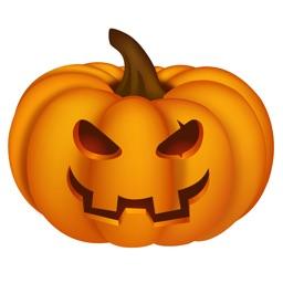 Halloween Pumpkins Sticker