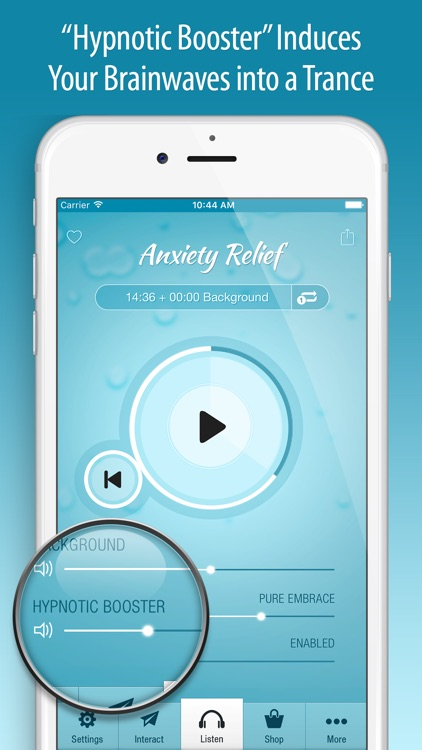 Anxiety Relief Hypnosis PRO screenshot-3