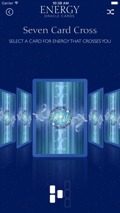 Energy Oracle Cards screenshot 3