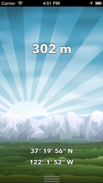 Screenshot for Voyage Altimètre et élévation in Lebanon App Store