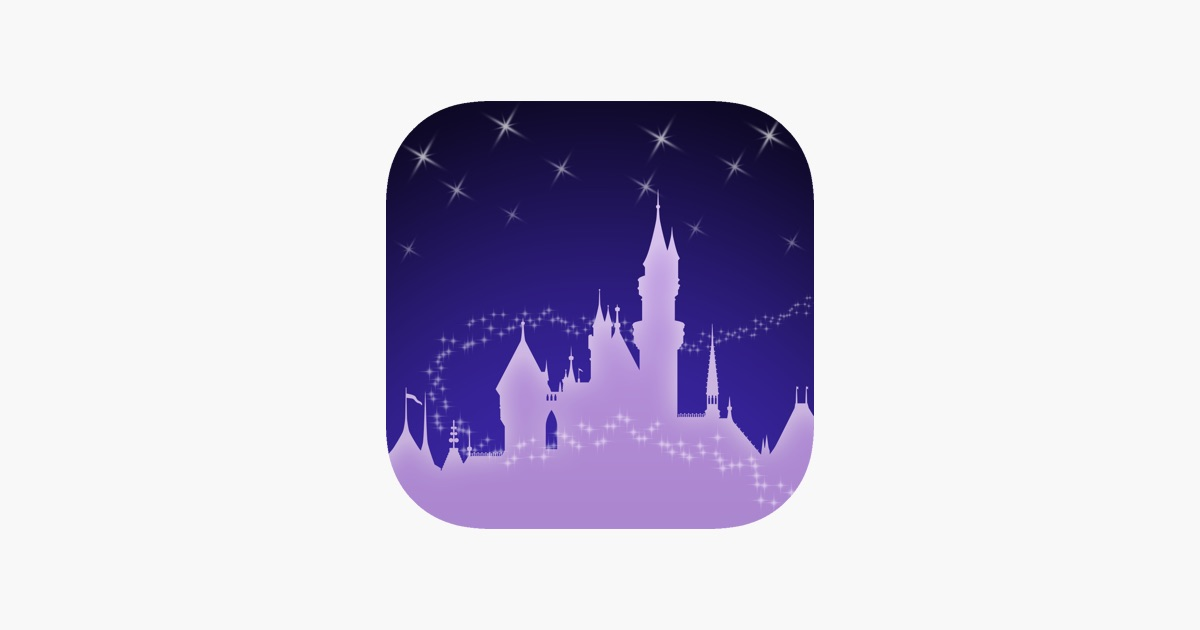 Magic Guide for Disneyland on the