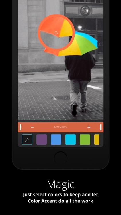 Color Accent