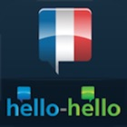"""学习法语 (Hello-Hello) """"为iPhone"""" icon"""