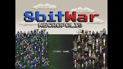 Screenshot #5 for 8bitWar: Necropolis