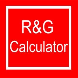 R&G Calculator