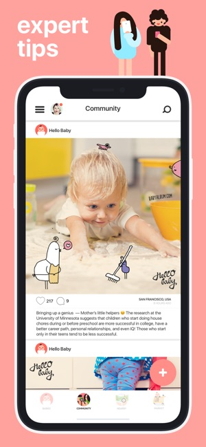 Hello Baby: Parenting App on the App Store