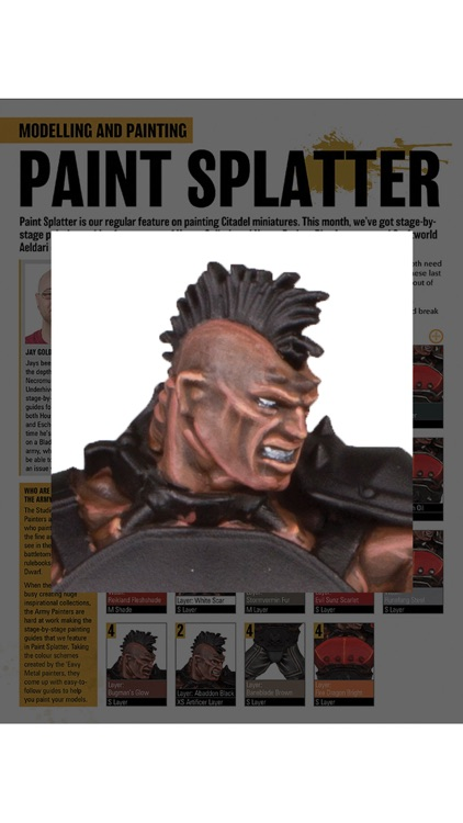White Dwarf Magazine screenshot-4