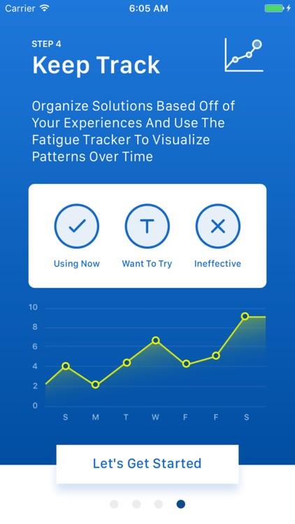MS Fatigue Fix screenshot-3