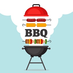 Barbeque BBQ Grill Stickers
