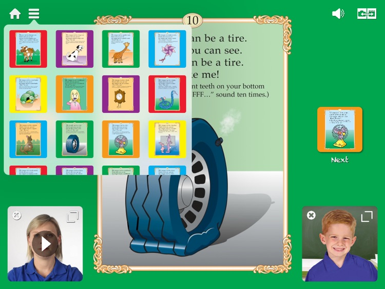 Speech & Language Warm-Ups screenshot-3