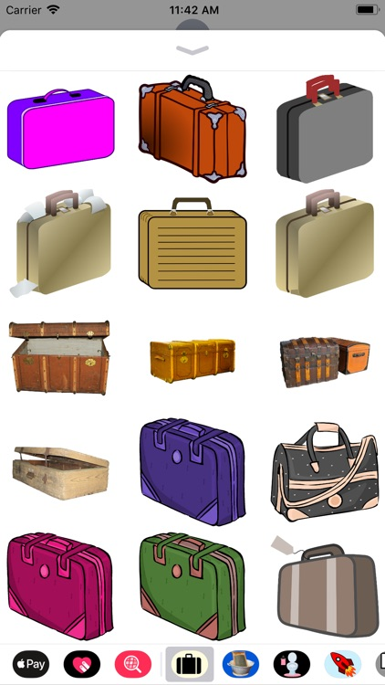 Luggage Stickers screenshot-1