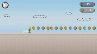 Fox Runner - Collet Gold Coins Screenshot