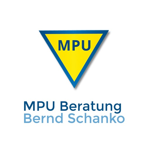 MPU Beratung Schanko iOS App