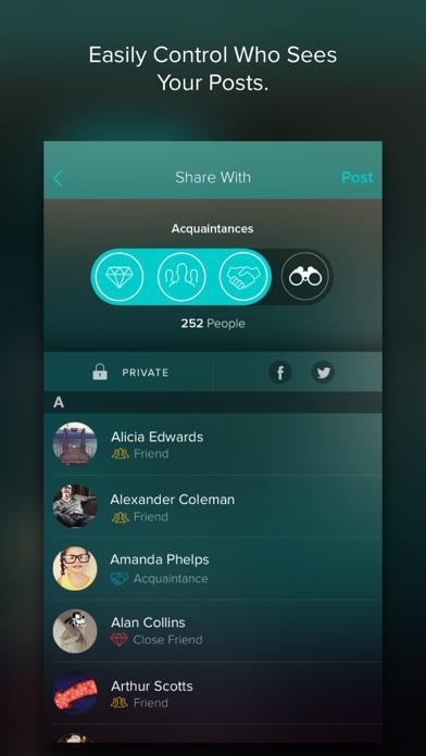 Vero - True Social screenshot three