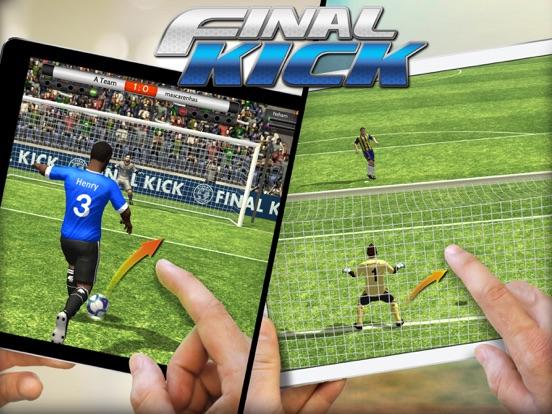 Final Kick футбол онлайн 2020 на iPad